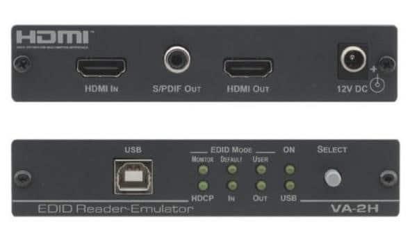 EDID-Emulation bei der digitalen Signalübertragung
