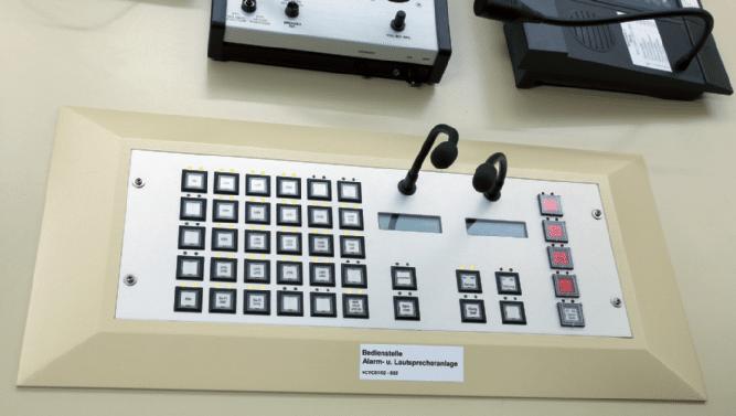 Elektroakustisches Notwarnsystem 2