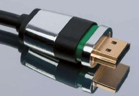 """HDMI-Kabel mit """"Secure Lock""""-System von PureLink"""