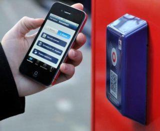 NFC-Technologie als Fahrausweis-System