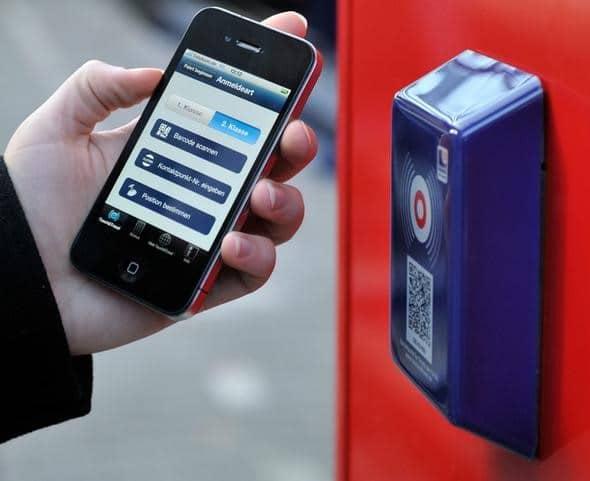 Die Deutsche Bahn nutzt bereits die NFC-Technologie als Fahrausweis-System