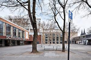 Das Schauspielhaus Köln