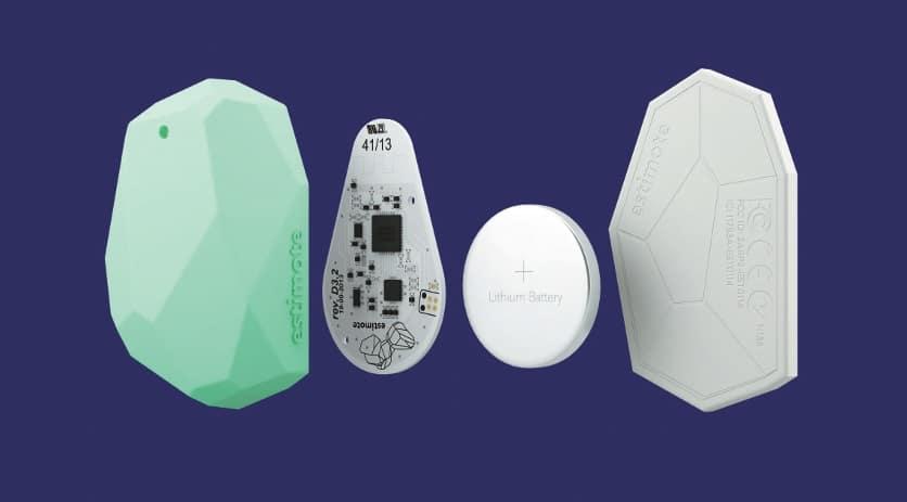 Bestandteile eines iBeacon