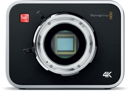 Modell von Blackmagic Design