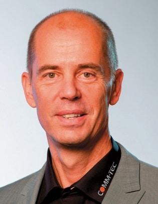 Carsten Steinecker von Comm-Tec