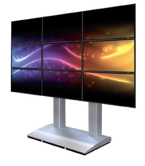 ScreenLifter von MediaScreen für Splitwände
