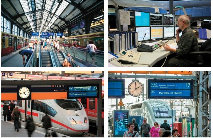 DB Bahnhöfe