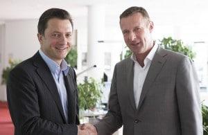 Niek Jan van Damme und Udo Müller
