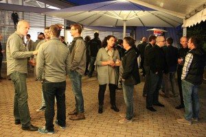Get-Together beim S14 Solutions Day