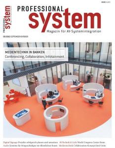 Die neue Ausgabe Professional System