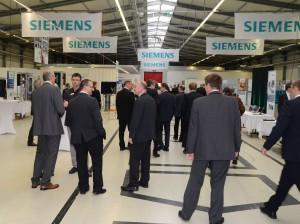 Tagung bei Siemens