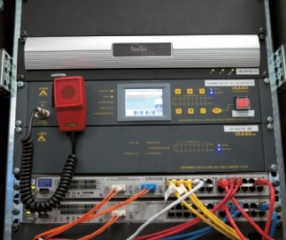 ATEÏS IDA8C und IDA8SAB in der Technikzentrale Ost