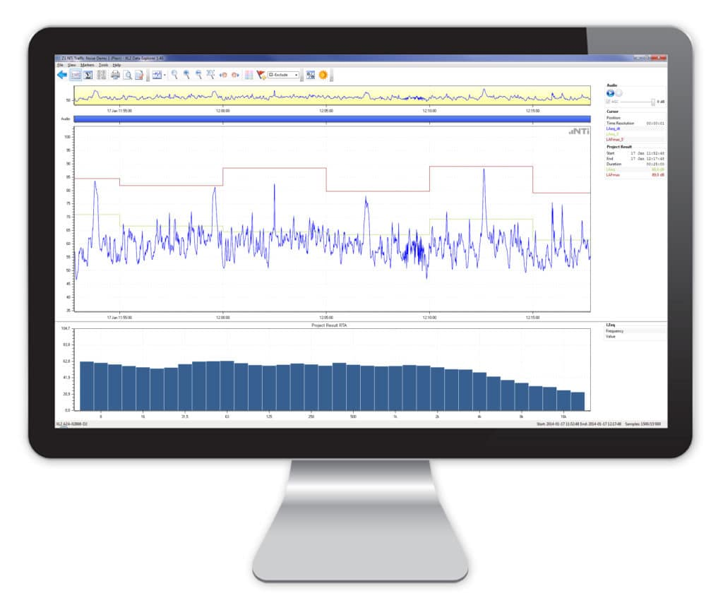 NTi-Audio Software