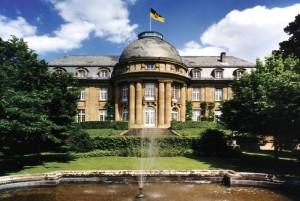 Villa Reitzenstein, Amtssitz des Staatsministeriums BadenWürttemberg und des amtierenden Ministerpräsidenten
