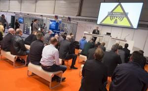 security essen 2014 security forum in Halle 5. ---
