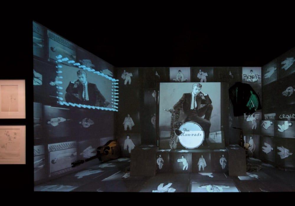 David Bowie is Ausstellung