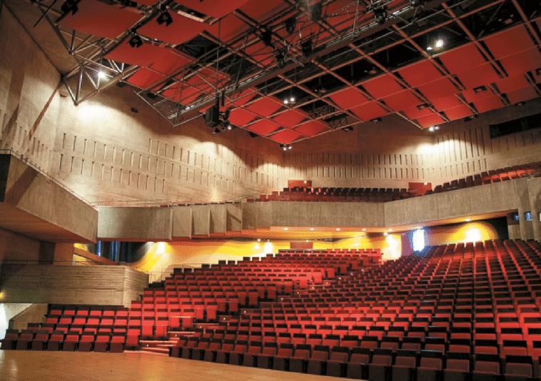 probebeschallung-universität-regensburg-hörsaal
