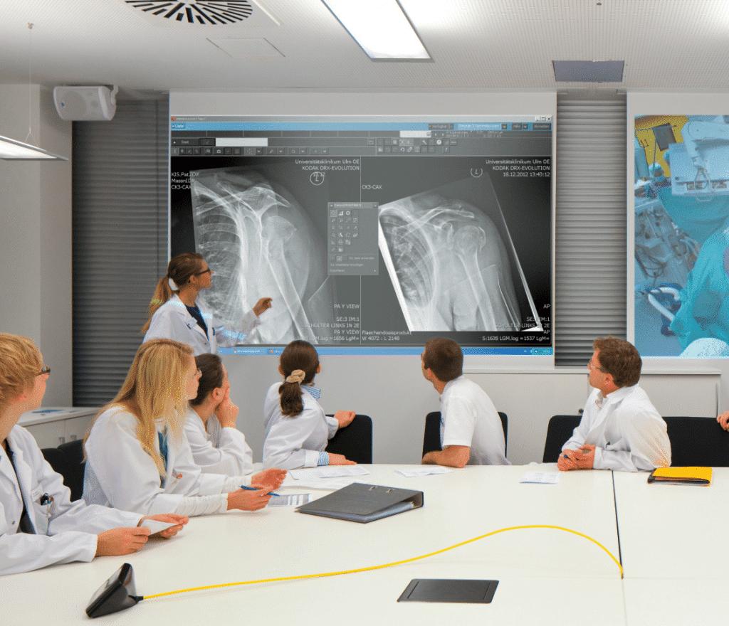 röntgenbild-beamer-op