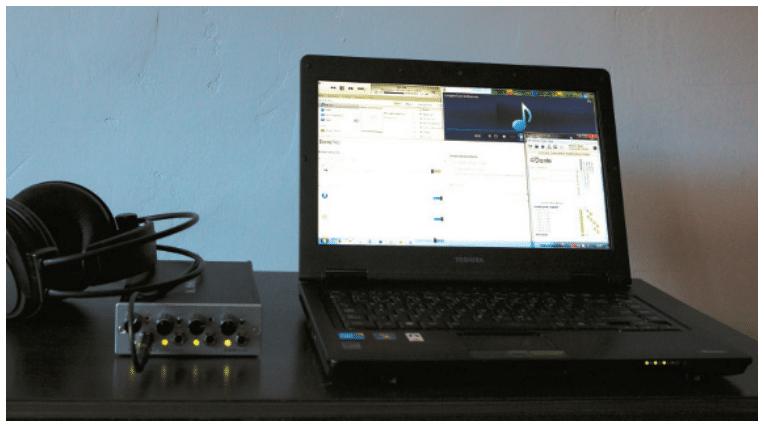 Dante Via im Test | Professional System