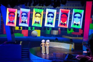 Royal Caribbean introduces its newest and most technologically advanced cruise ship Anthem of the Seas. Spectra's Cabaret, Two70