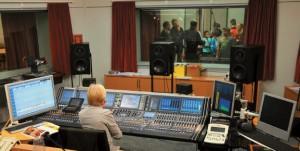 Hörspielregie des MDR mit neuem Lawo- Equipment