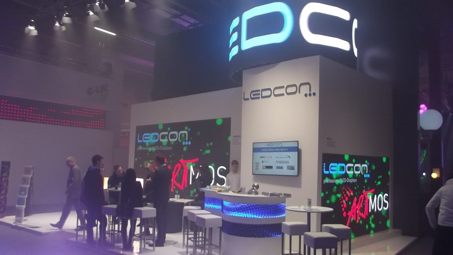 Ledcon Stand