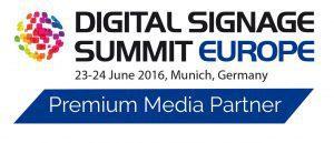 Digital Signage Summit Europe