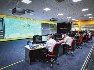 JCB's Uptime Centre in Control