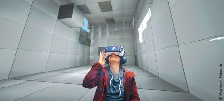 Max Ernst Museum VR Brille
