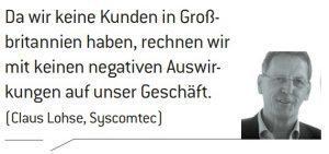 Claus Lohse Zitat