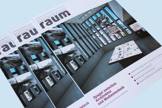 KommunikationsRaum. Magazin