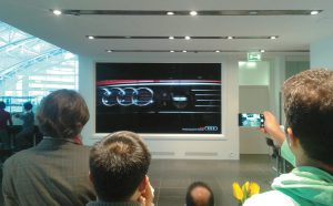 Audi AG Installation