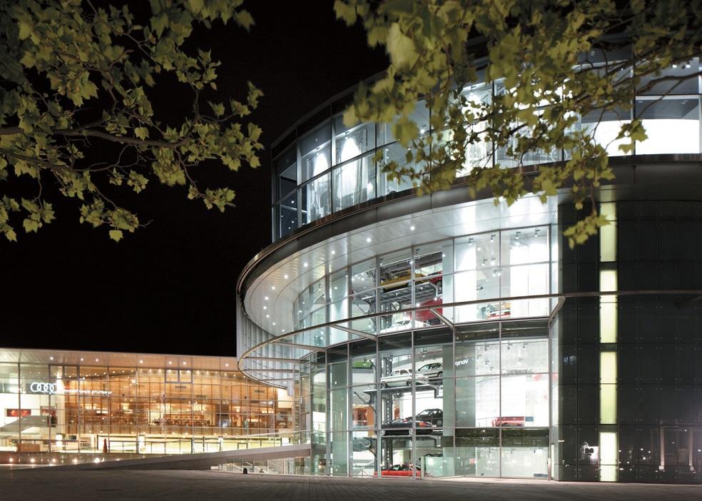 Audi AG in Ingolstadt