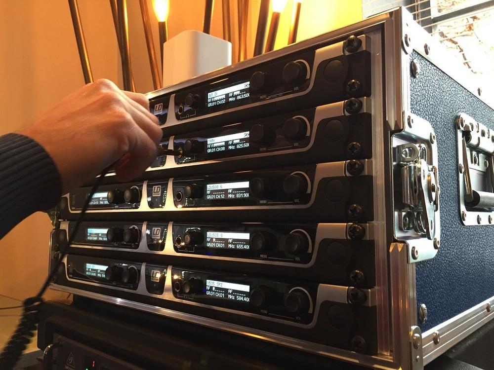 U500-Serie von LD Systems
