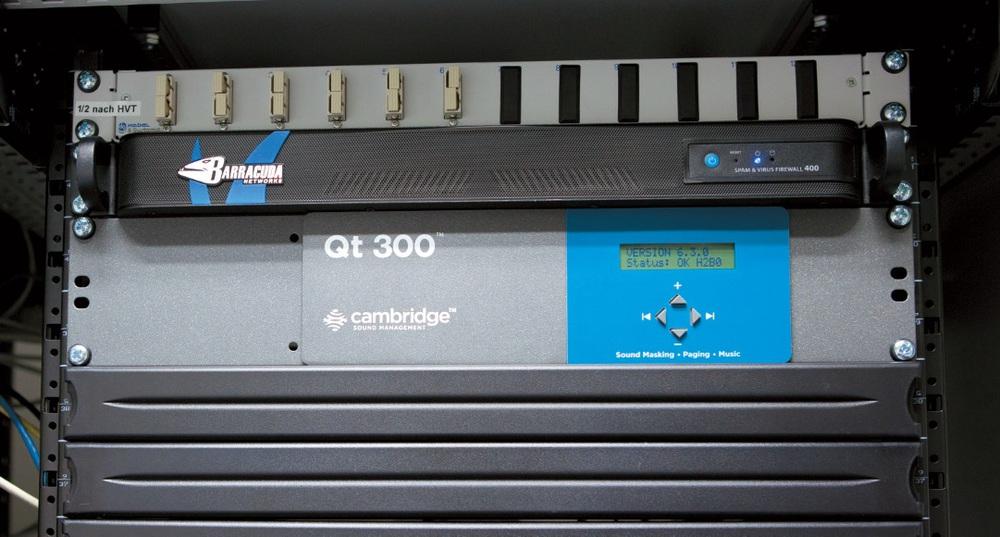 Ein Beispiel für ein Komplettsystem ist das QtPro von der Firma Cambridge Sound Management