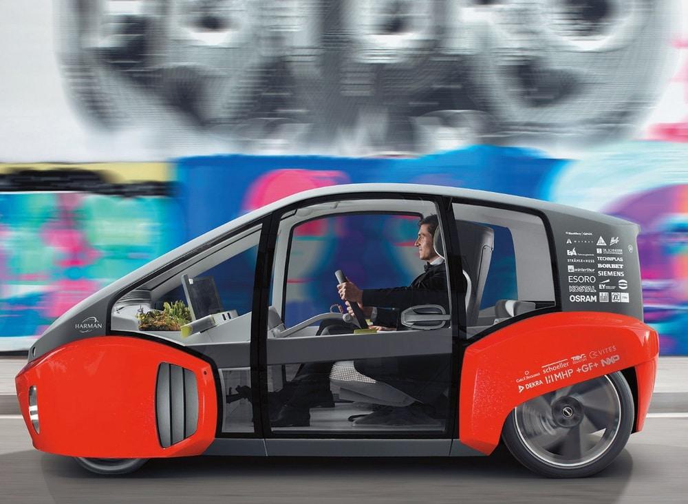 Rinspeed E-Auto