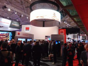 Barco Stand