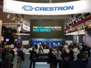 Crestron Stand Eingang