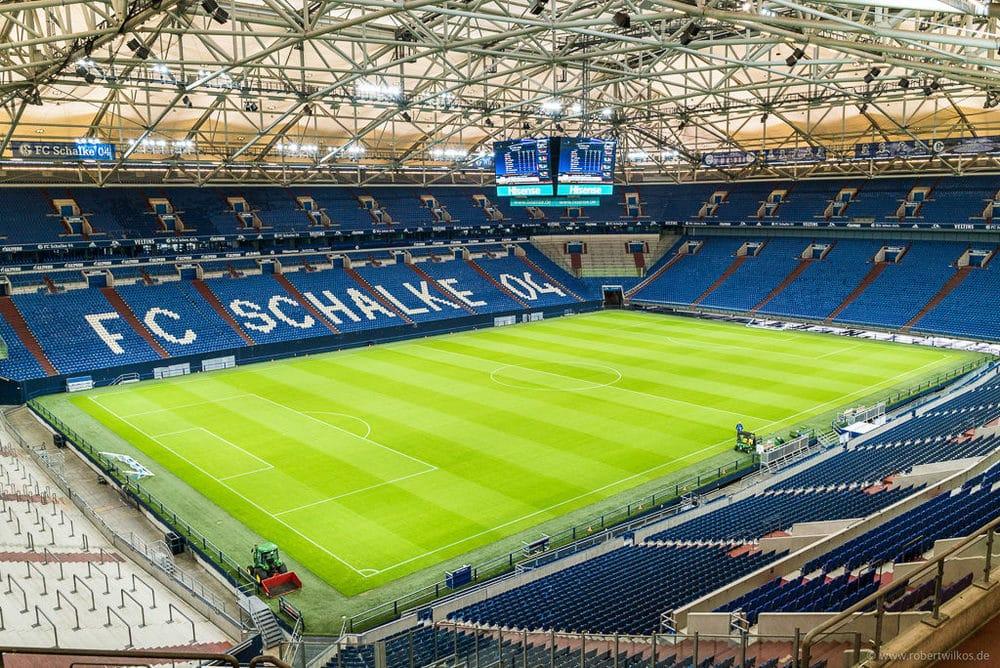 HOF Alutec auf Schalke