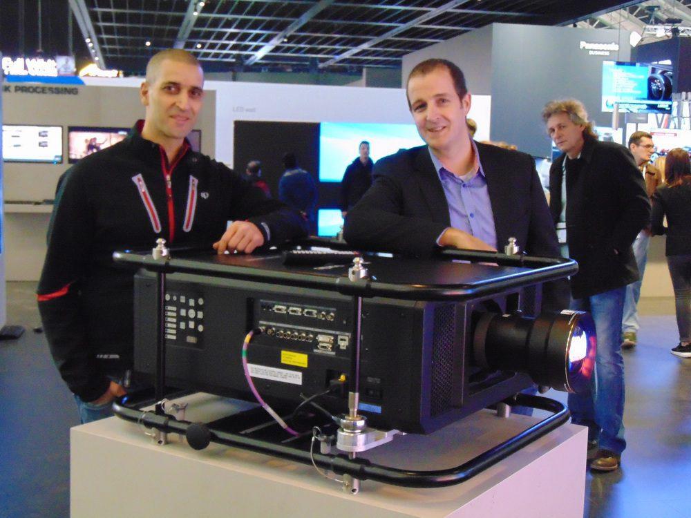 Tobias Lang (rechts) und Nicola Votta