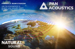 Pan Acoustic Beam