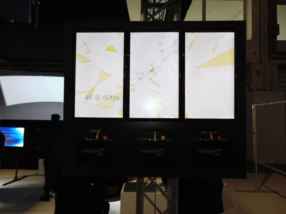AV Stumpfl UHD Player