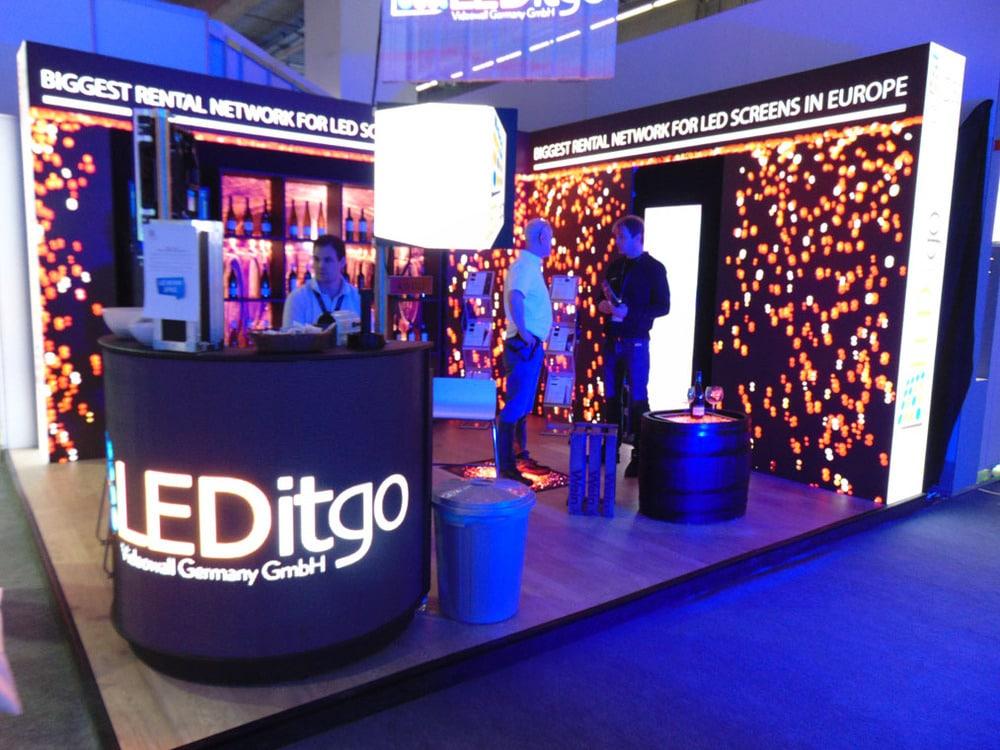 LEDitgo Stand