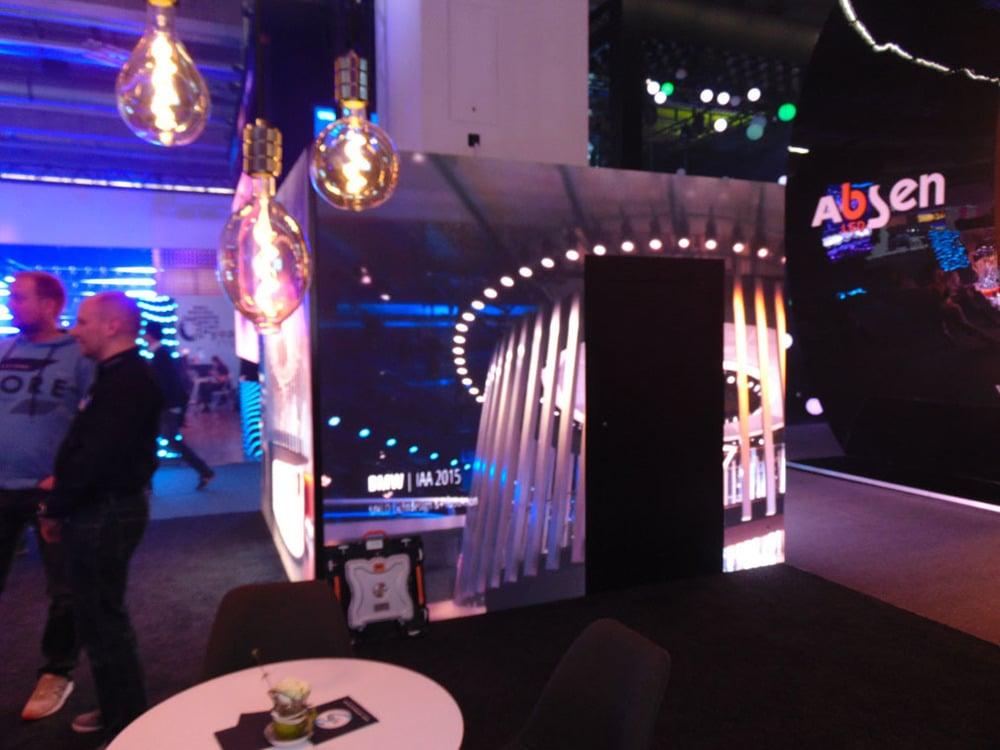 LEDium LED Kabine