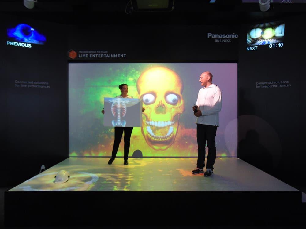 Panasonic Show Prolight und Sound
