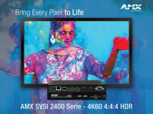 AMX SVSI N2400 Serie