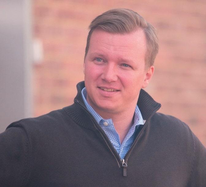 Johannes Stehr ist Leiter globalen Kunden. der AVI-SPL Niederlassung in Frankfurt.