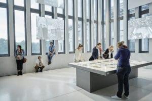 Dauerausstellung im NS Dokumentationszentrum