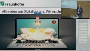 Fraunhofer Vortrag