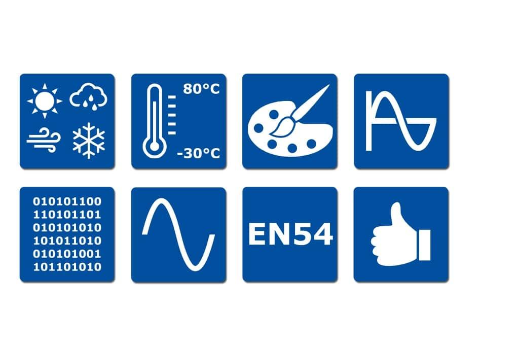 Ob wetterfest, temperaturbeständig, Farbwahl, mit Dante-Funktion, AES/EBU-fähig oder digital, ob Einsatz in Sprachalarmierungsanlagen, mit Pilotton - die Produkte von Pan Acoustics sind in vielfältigen Ausführungen erhältlich.